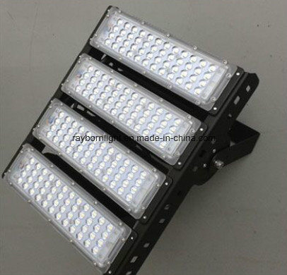 New Design IP66 200W Outdoor Plaza Car Parking Lot LED Flood Light