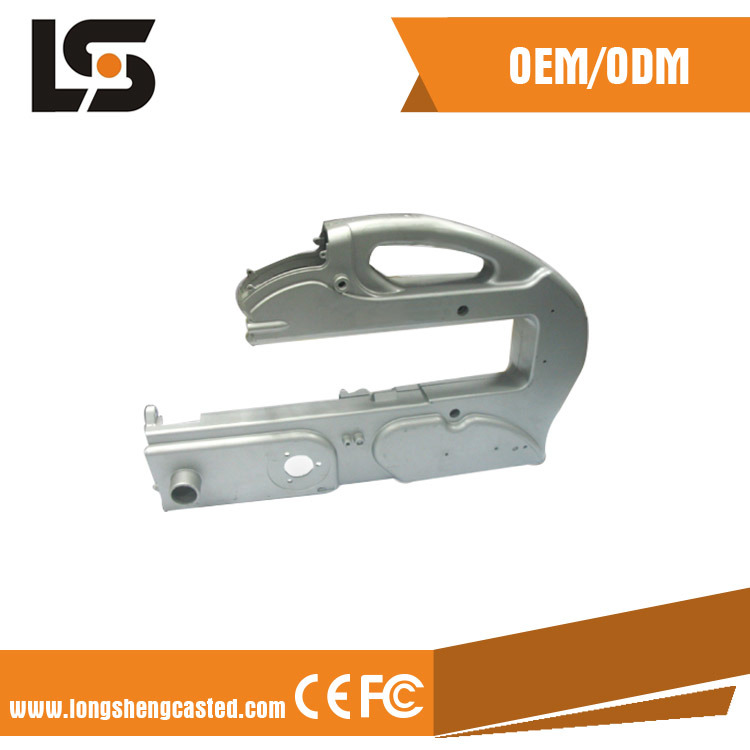 High Precision Aluminum Alloy Die Casting Machine Accessories Supplier