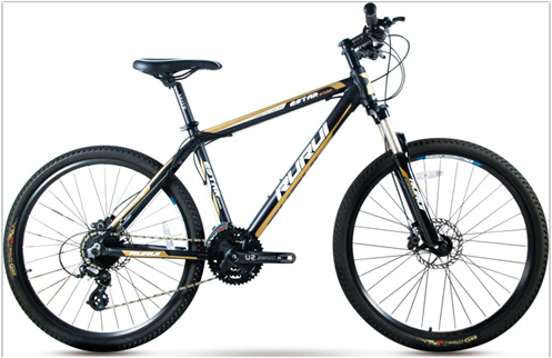 27 Speed Alumninum Mountain Bicycle 26 Inch