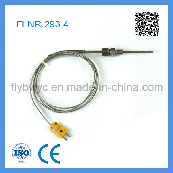 Flnr-293-4 with Moveable Screw K Type Temperature Sensor