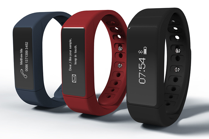 Smart Bracelet for Smart Mobile Phone-- Bluetooth 4.0, Whatsapp