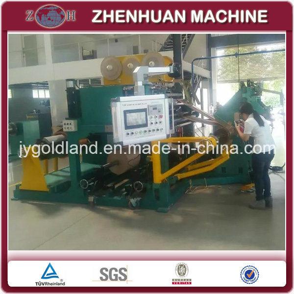 Dry Type Transformer LV Foil Coil Winding Machine