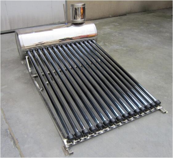 High Efficiency Schmv Tube for Solar Collector