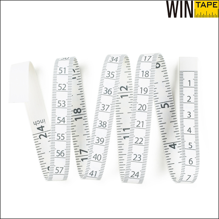 PVC Personalized Gifts Medical Fabric Baby Measuring Tape (FT-072)