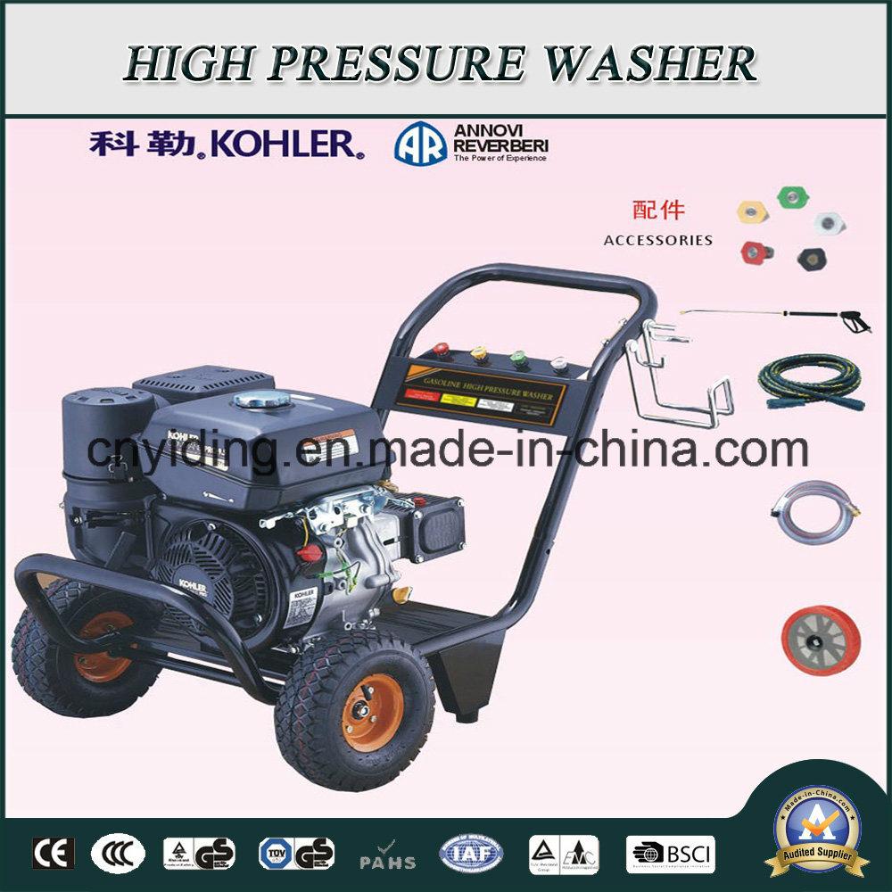 Kohler Gasoline 200bar 14L/Min Commercial Duty Pressure Washer (HPW-QP905KR-1)