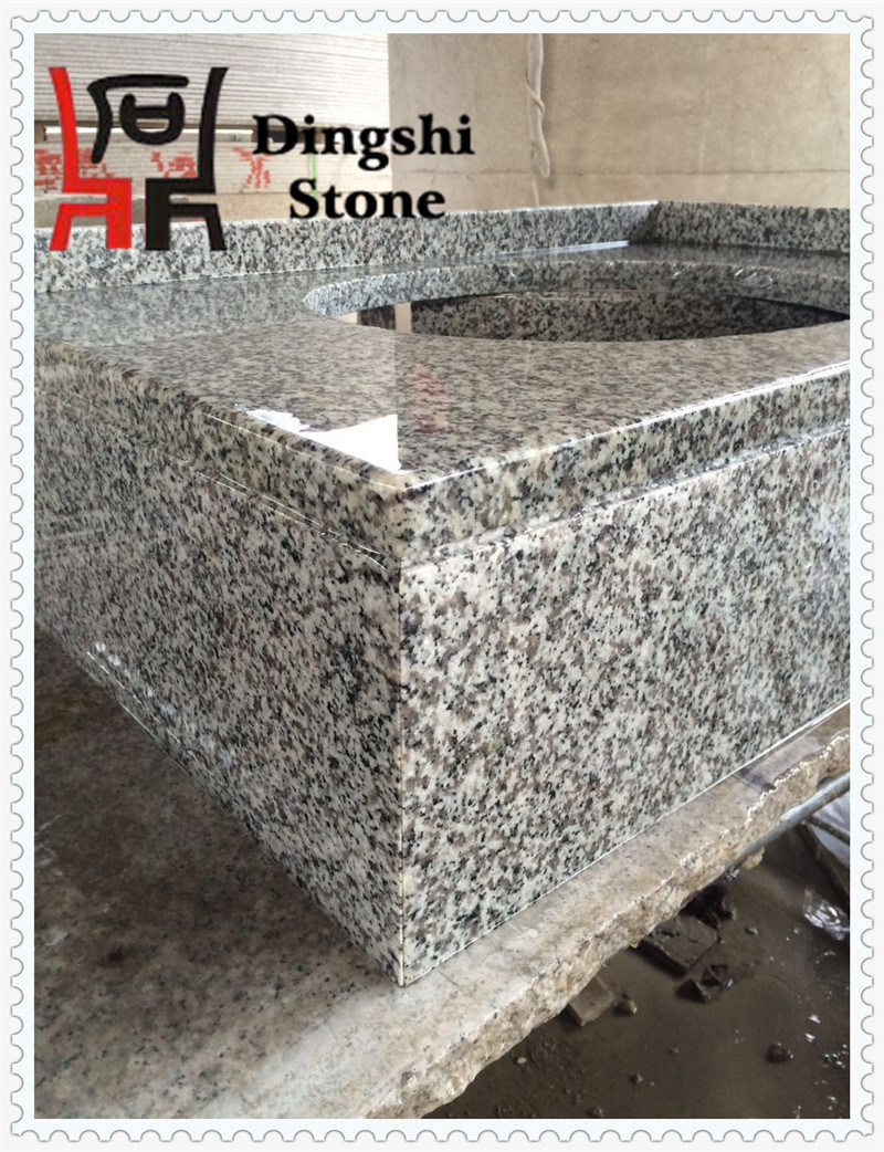 Grey Granite G655 Balcony Wash Basin for Home Application