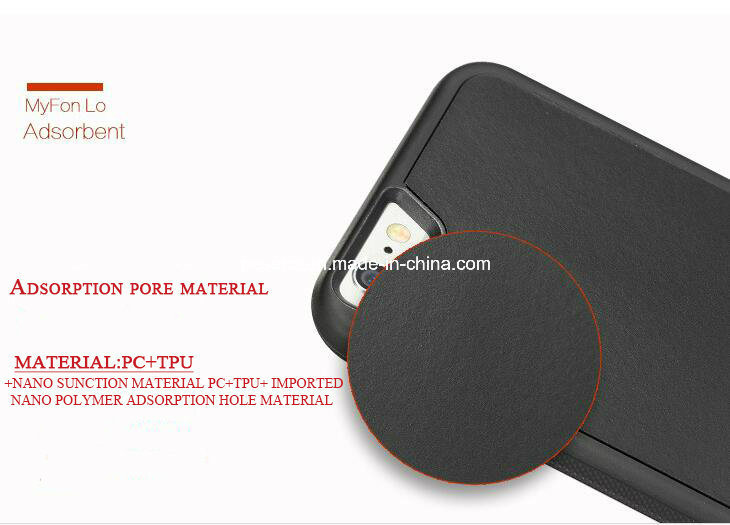 Nano Adsorption Anti-Gravity Mobile Phone Accessories Case for iPhone 7