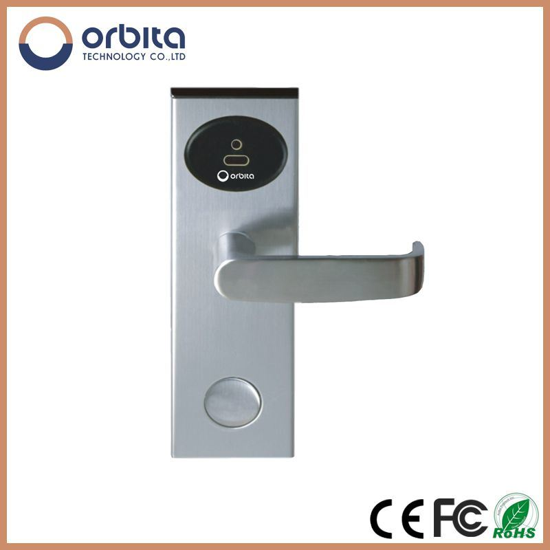 China Top Ten Selling Products Hotel Smart Card Door Lock Access Control