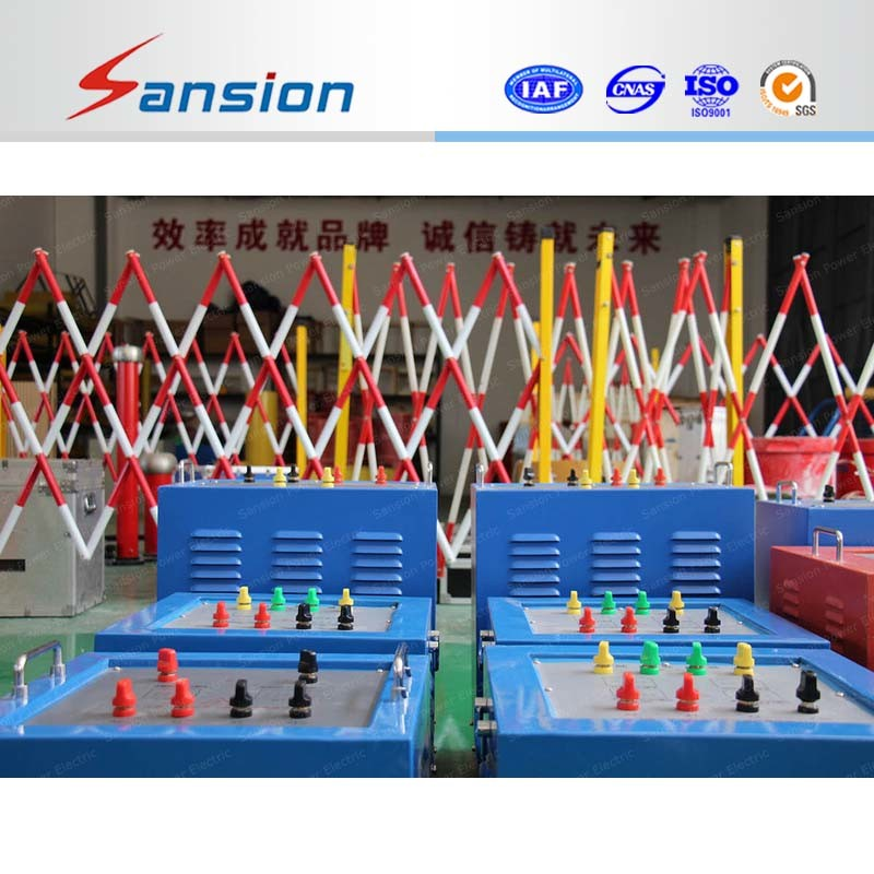 Sxbp Series Variable Frequency AC Resonant Test System