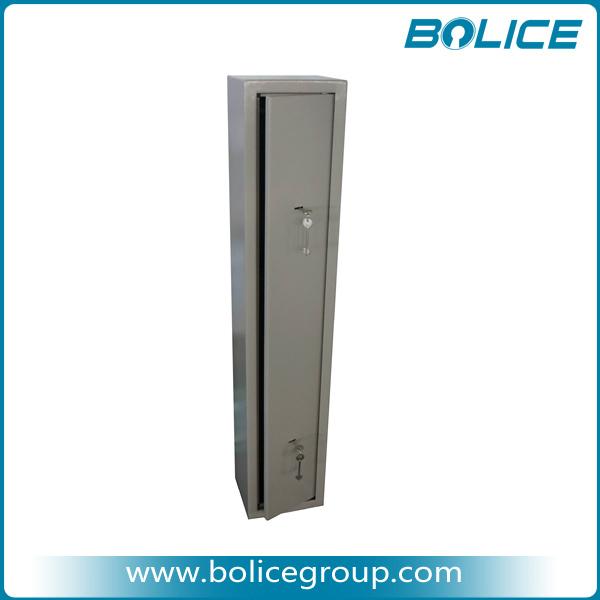 Double Key Lock Small Cheap Gun Safe Box (STSG-22)