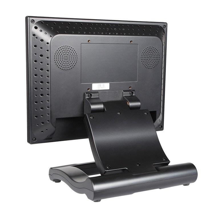 "10.4"" LCD Touchscreen Monitor with VGA/HDMI/DVI Input"