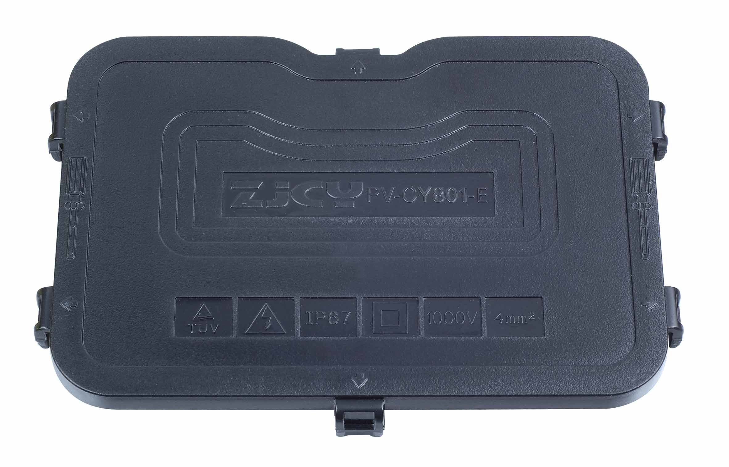 PV-Cy801-E Smart Solar PV Junction Box Waterproof Junction Box