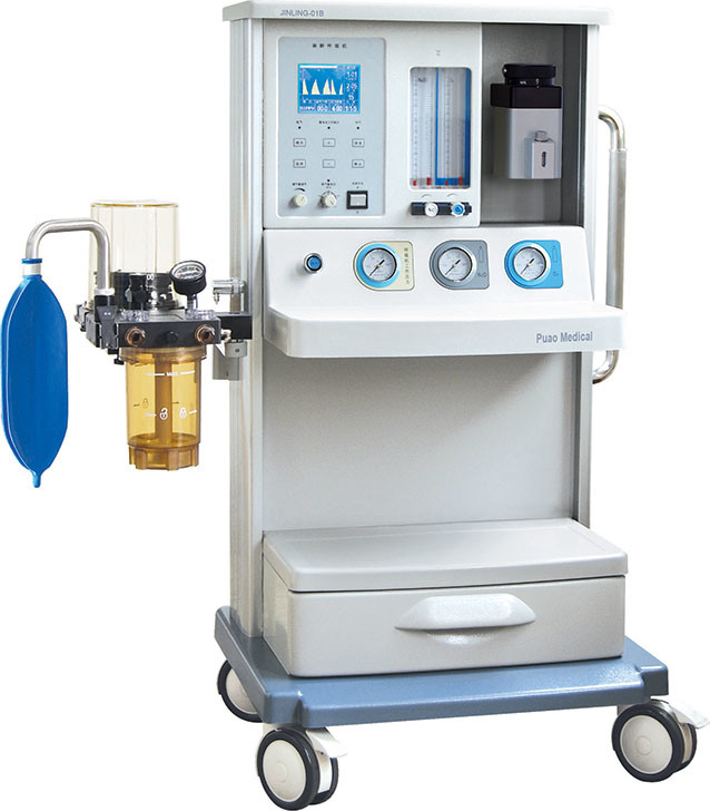 Anesthesia Machine with Favourable Price Anesthesia Machine Md-H-01bii