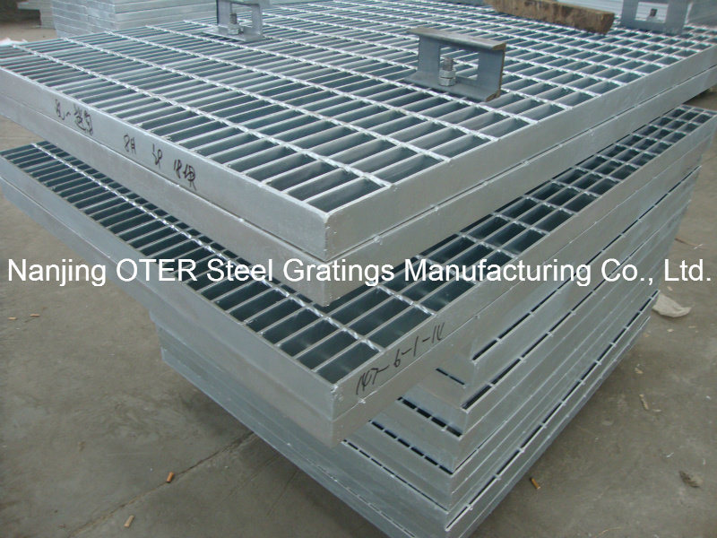 Low Carbon Steel Bar Grating