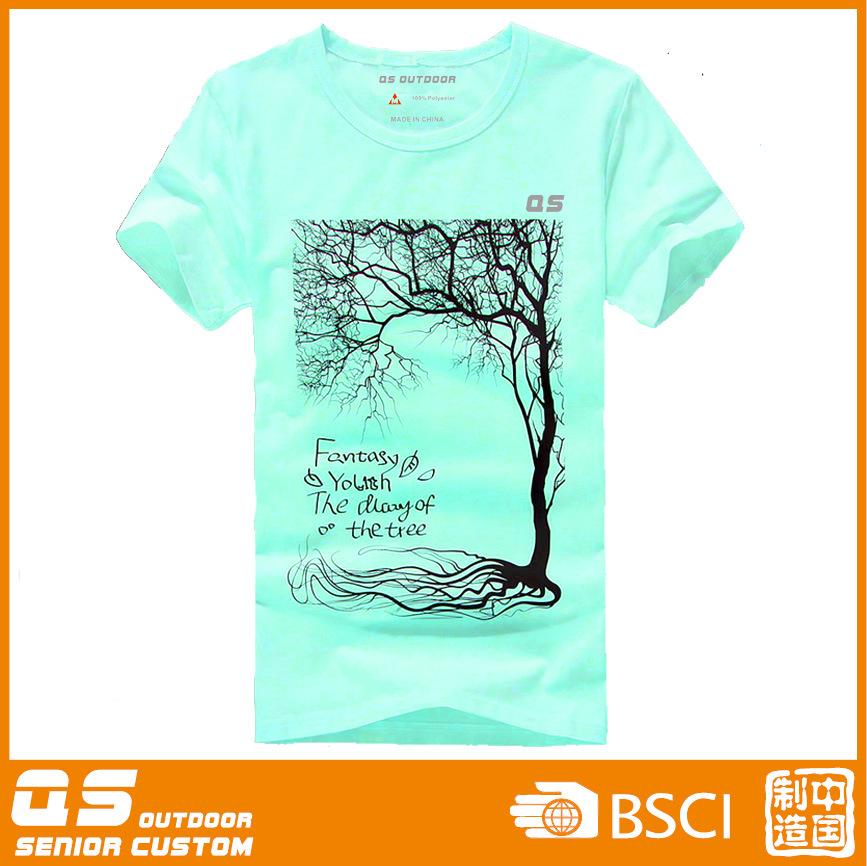 Men′s Running Sports T-Shirt