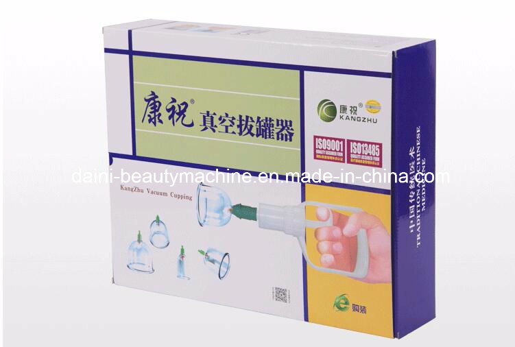 Vacuum Cupping Acupuncture Massage Suction Cup Beauty Equipment