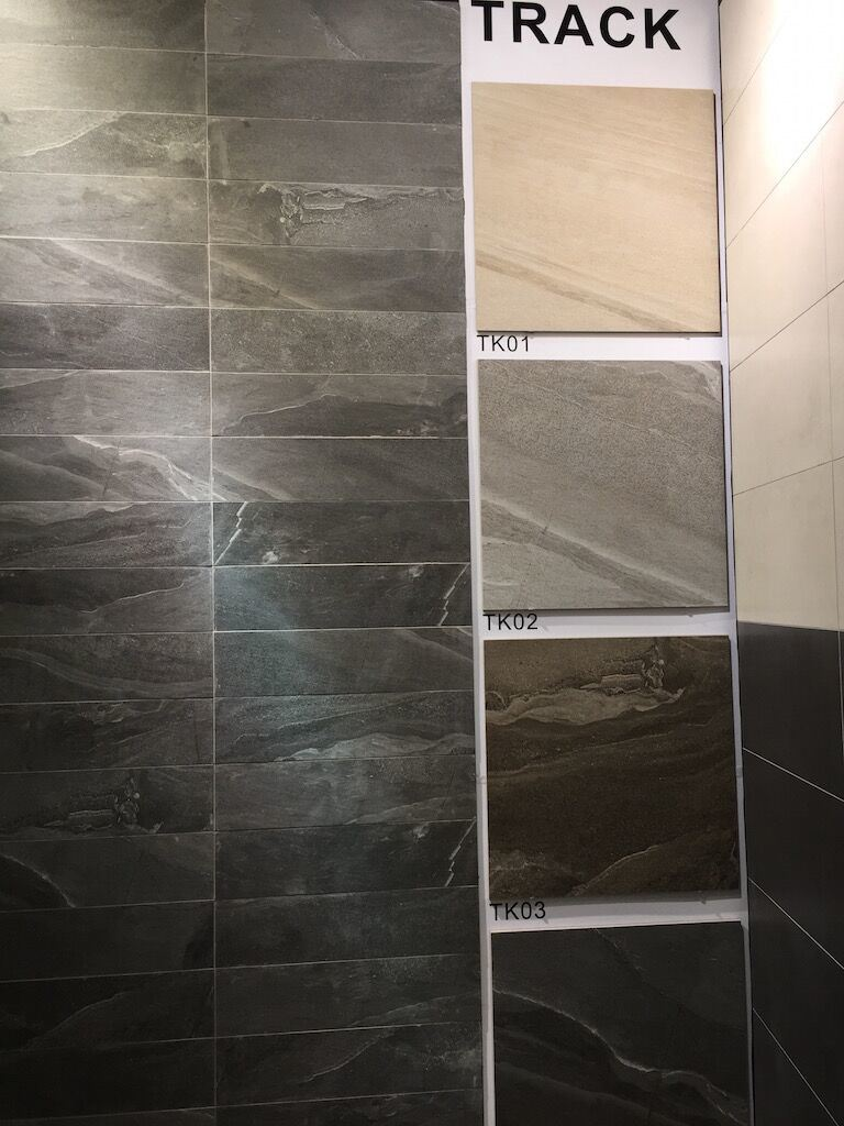 Stone Design Glazed Porcelain Tiles for Floor and Wall 600X600mm (TK02)