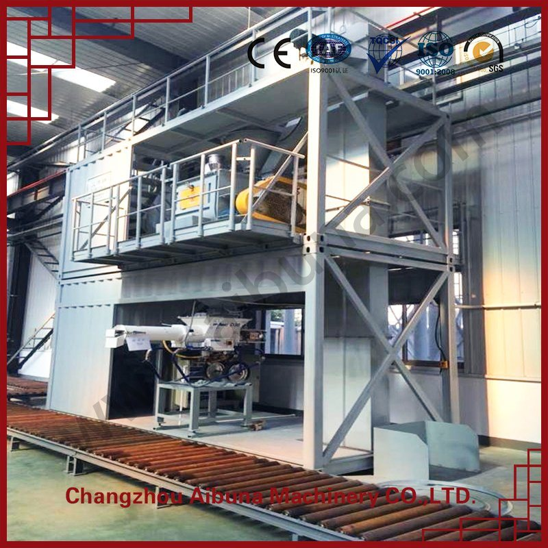 Containeried Special Mortar Production Equipment Line