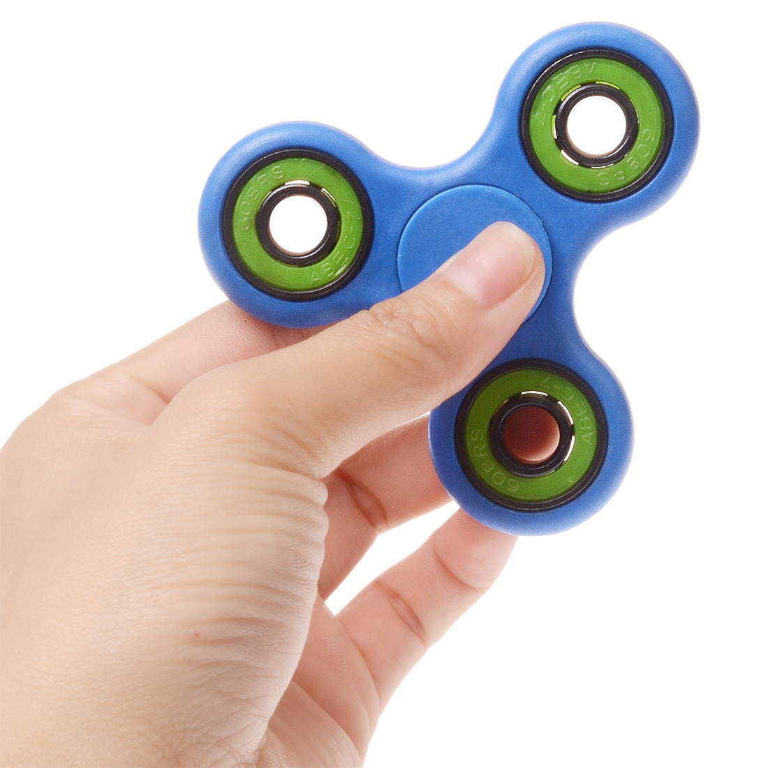 Hand Spinner Toy Stress Relief Anxiety Autism Plastic Game Spinner
