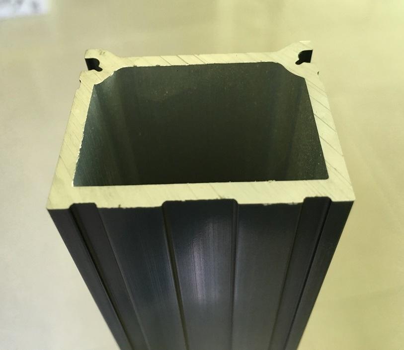 Aluminum Extrusion/Aluminium Profile for Surface Oxidized Pipe