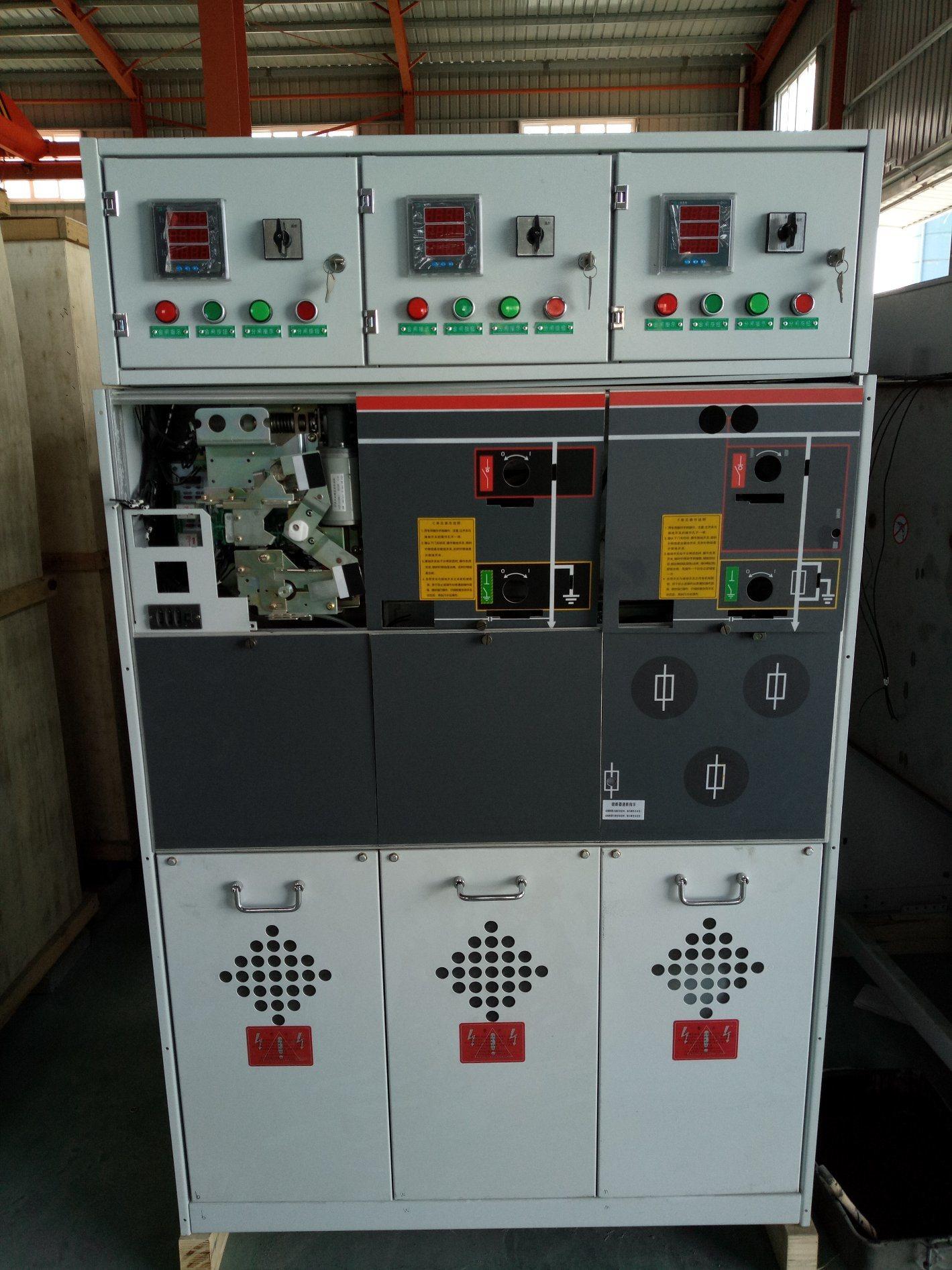 Sf6 Gas Insulated Switchgear