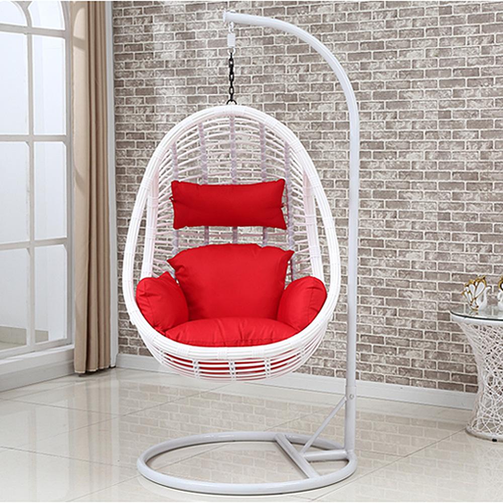 Hot Sale Comfortable Feeling Outdoor Waterproof Hammock Armrest Swing Chair