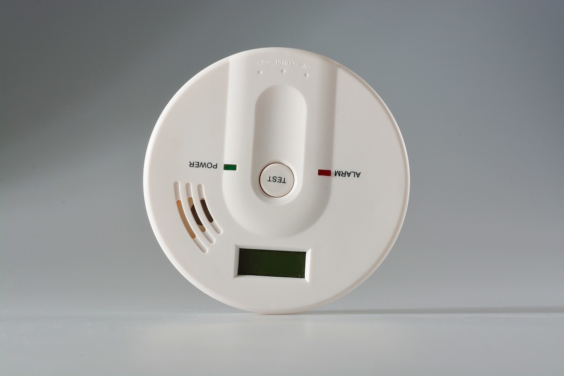 9V LCD Home Carbon Monoxide Detector with Lower Price