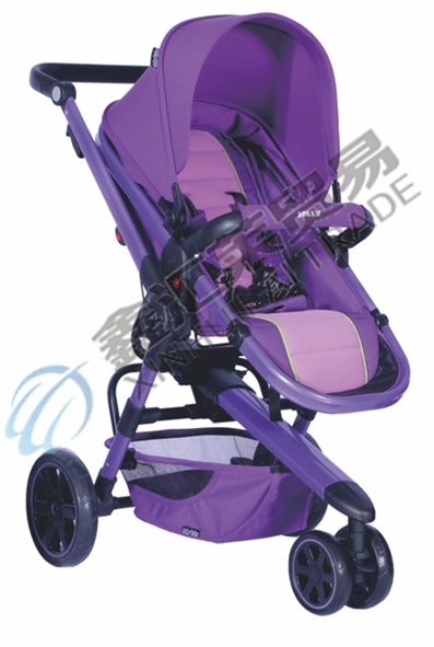 En1888 Approved Stunning High Fashion & Multi-Funtion Baby Stroller