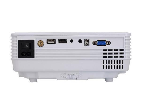 Yi-805A Mini Multifunctional LCD Projector