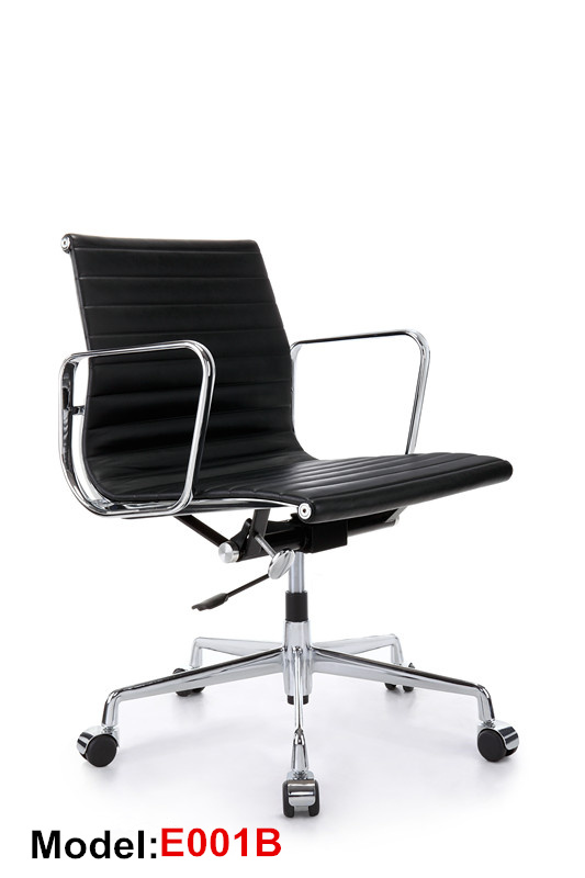 Office Ergonomic Executive Aluminium Eames Swivel Mesh Chair (E001A-2)