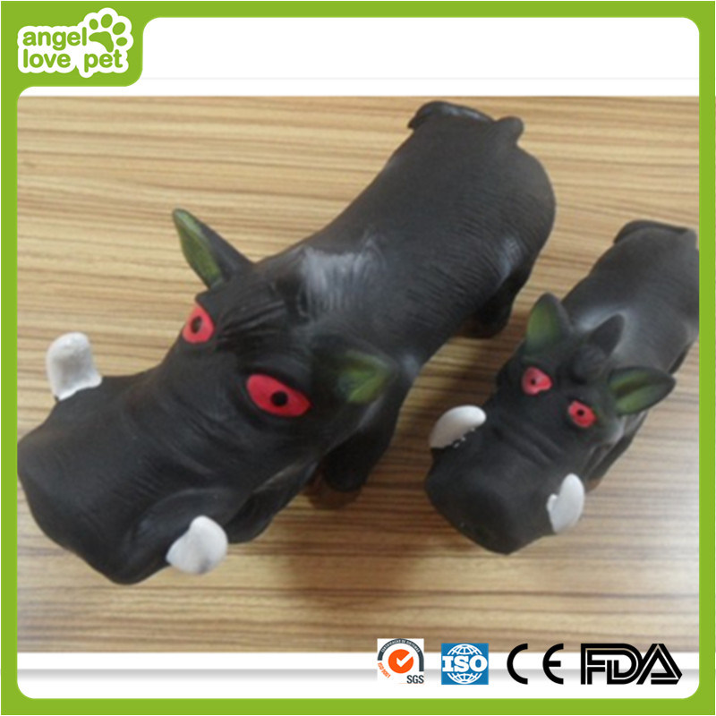 Latex Toy Wild Boar Pet Product
