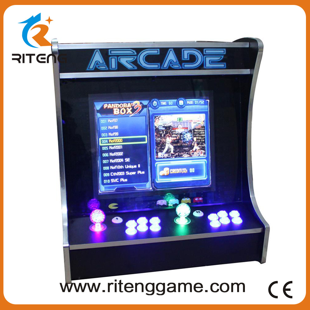 Mini Arcade Table Top Video Game Arcade Game for Sale
