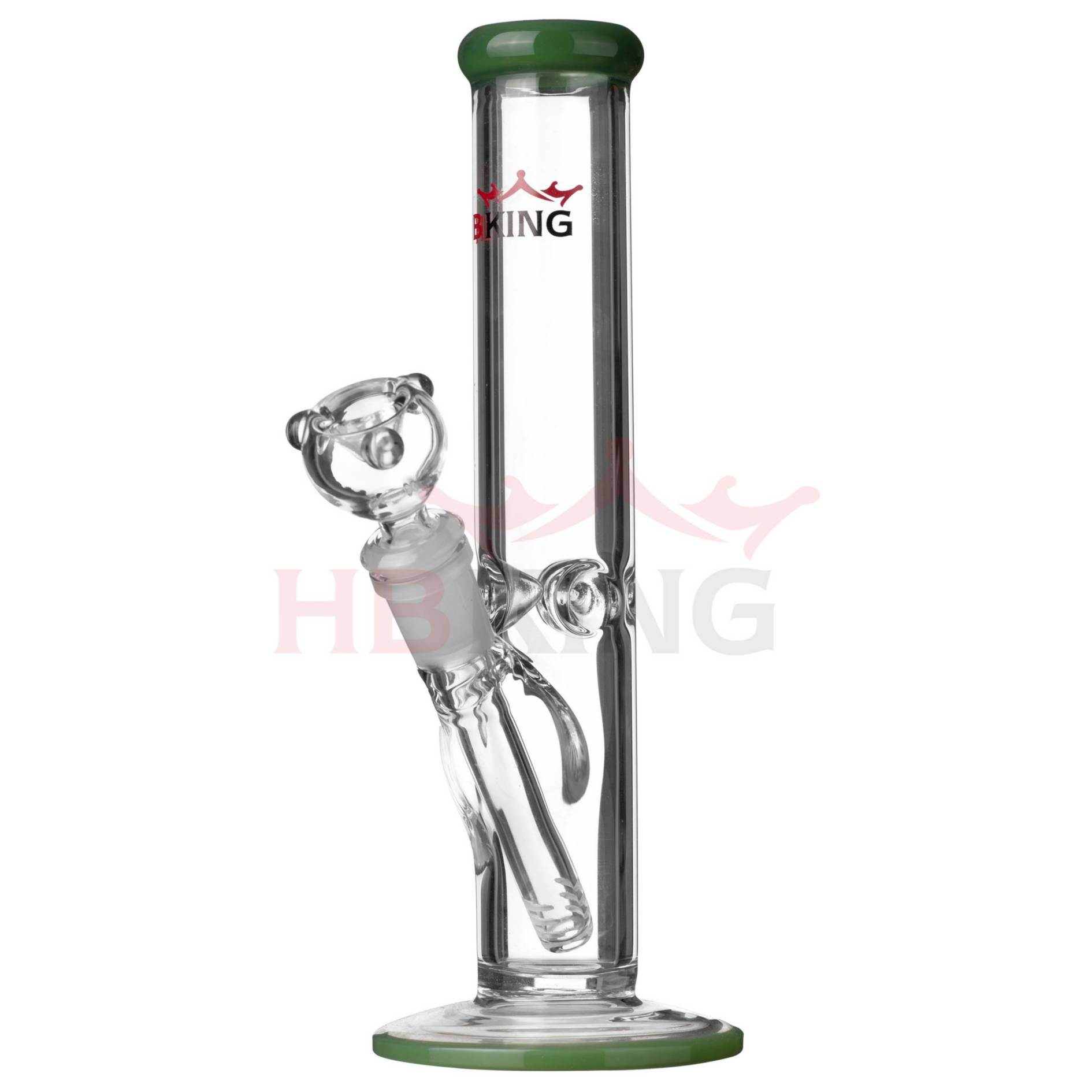 13 Inch Recycler Glass Water Pipe