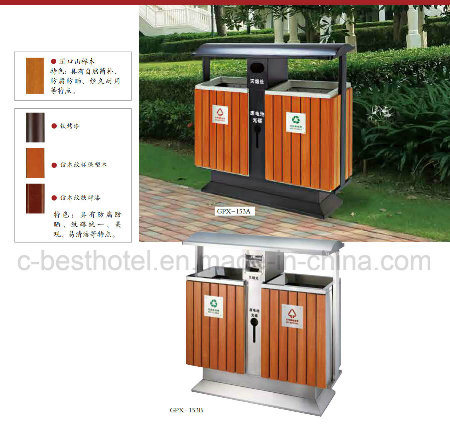 Top Sale Newly Design Outdoor Garbage Bins / Trash Can