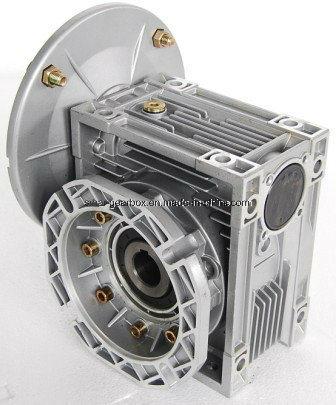 Nmrv Worm Speed Gearbox for Motor Gear Speed Reducer