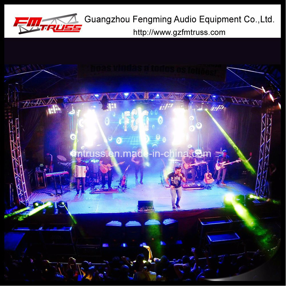 China Aluminum Truss, Aluminum Lighting Truss, DJ Truss for Stage System