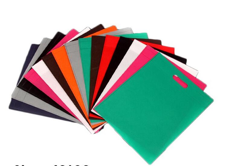 Nonwoven Shopping Distribute Gift Tote Bag Dfnwb008