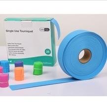 Latex Free Elastic Disposable Medical Tourniquet