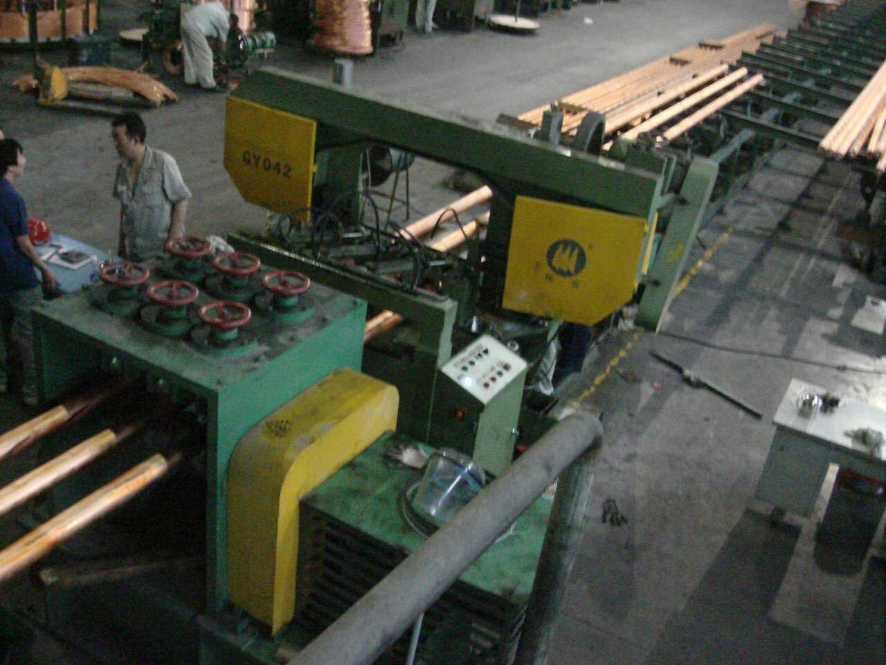 Brass Metal Aluminum Alloy Continuous Horizontal Casting Machine