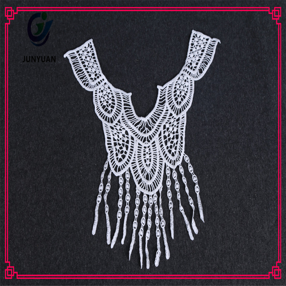 China Wholesale Stocklot Chemical Lace Collar