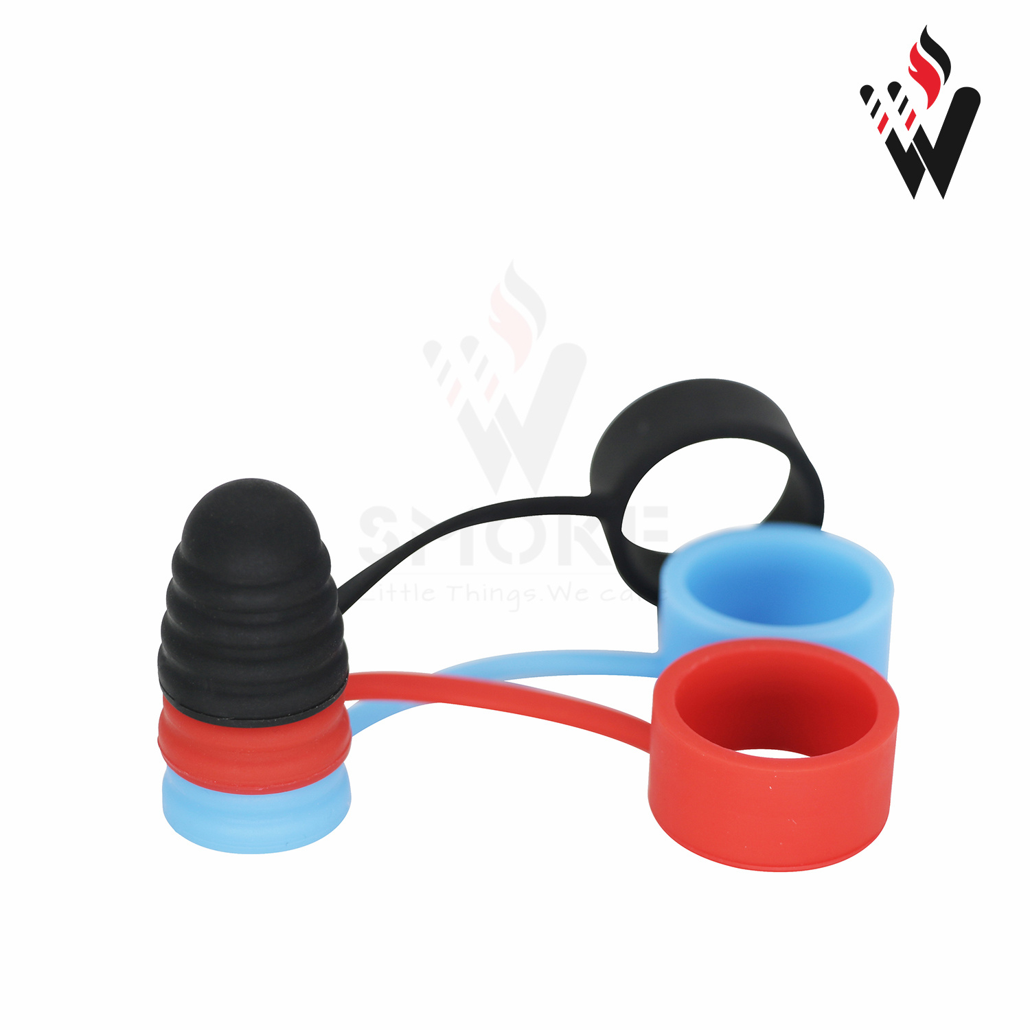 510 Drip Tip Dust Proof Silicone Hat Monthpieces Drip Tips