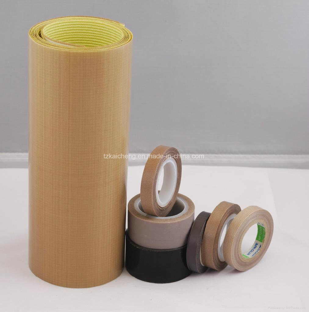 Teflon High Temperature Resistant Adhesive Tape