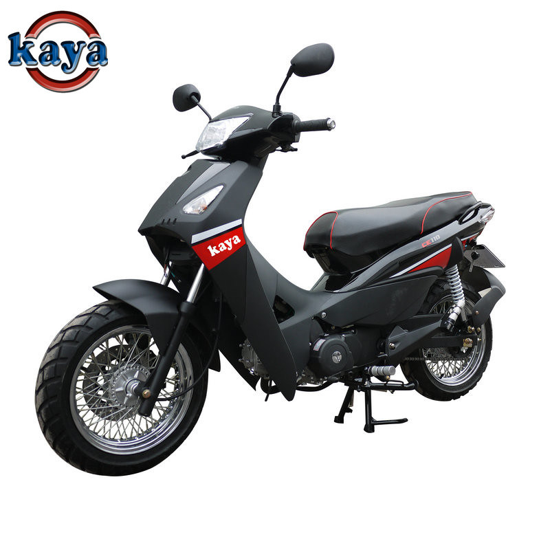 110cc Cub Motorcycle with Spoke Wheel Disc Brake Ky110-3c
