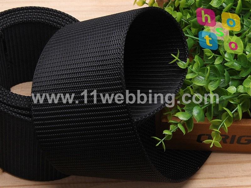 Polyester Nylon Webbing Waistband for Military Belt