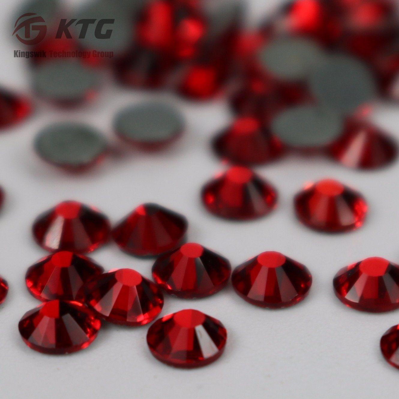 Glass, Super Shinny Strass Hot Fix Rhinestones