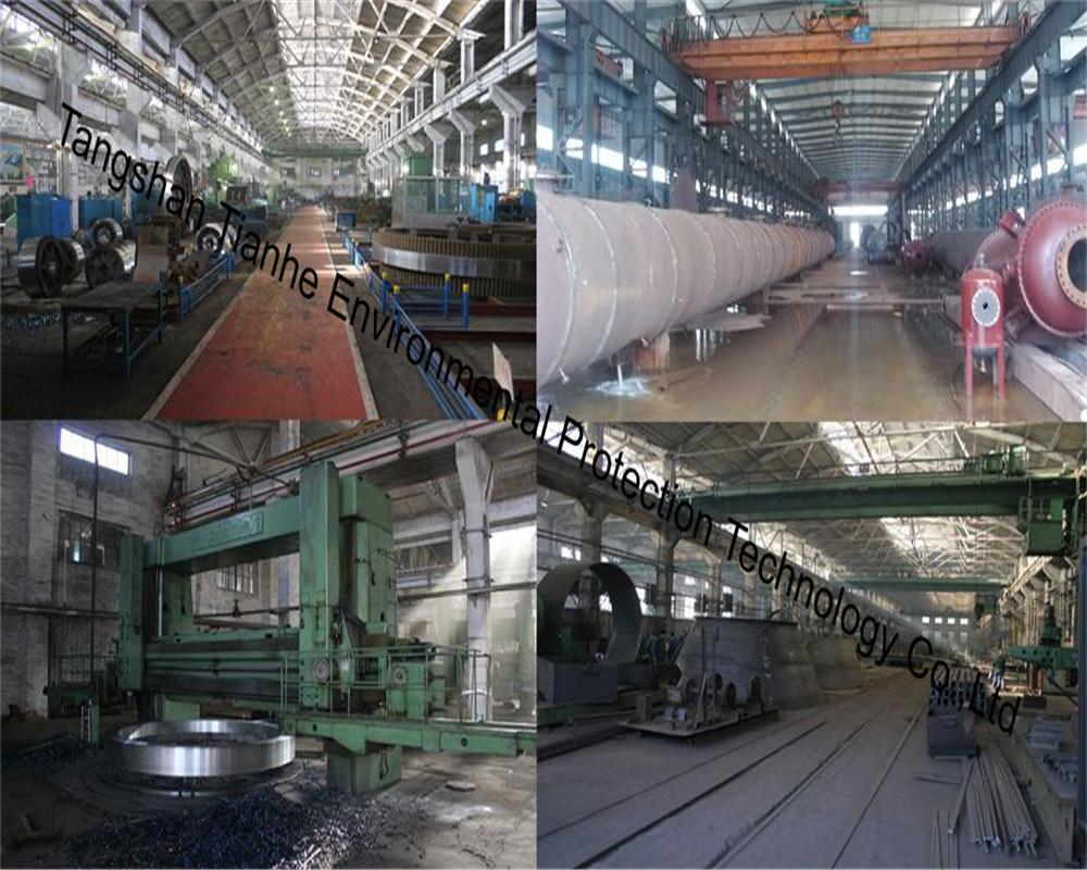 ISO9001: 2008 Coal Rotary Dryer/ Rotary Drum Dryer