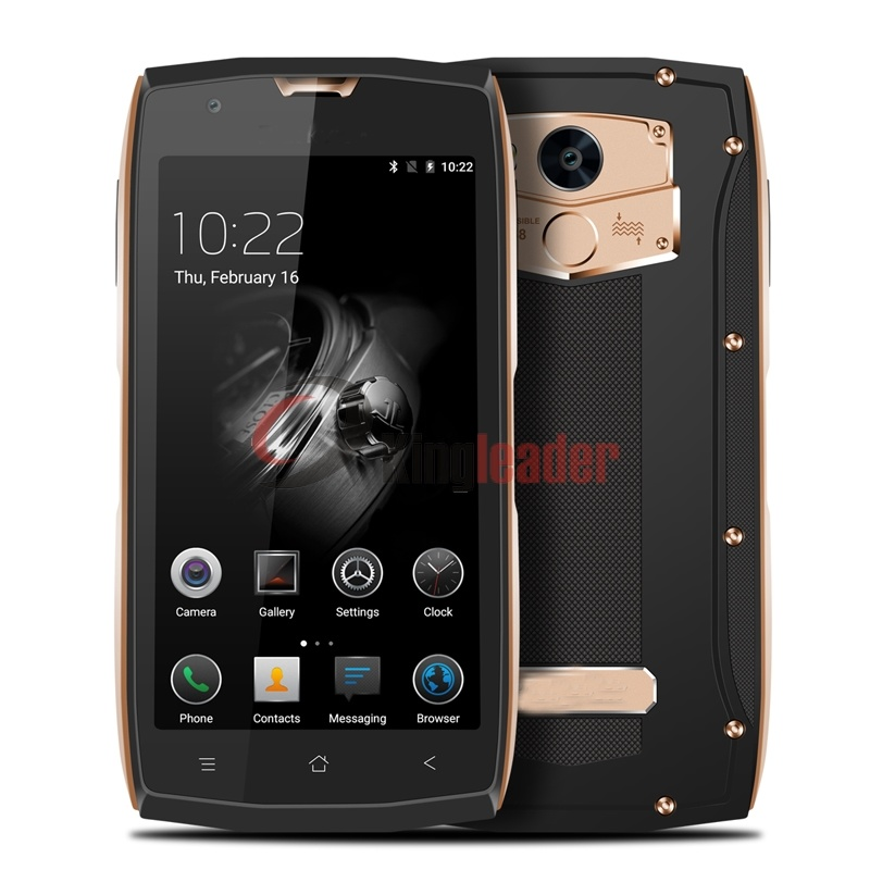 5.0inch FHD 4G Octa-Core IP68 Tri-Proof Android6.0 Smartphone with Ce and Gms (KV7000 PRO)