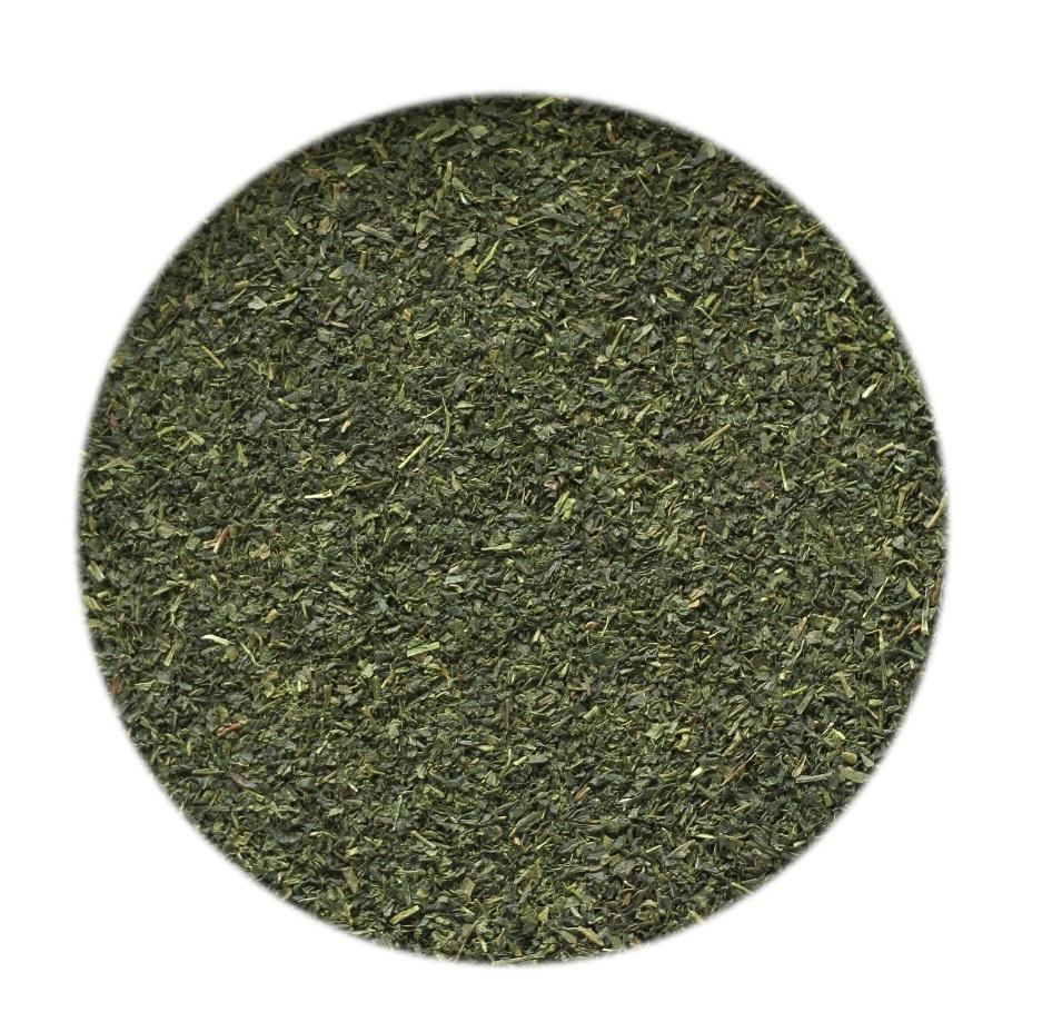 Conventional Green Tea Sencha Leaf Cut for EU Markets