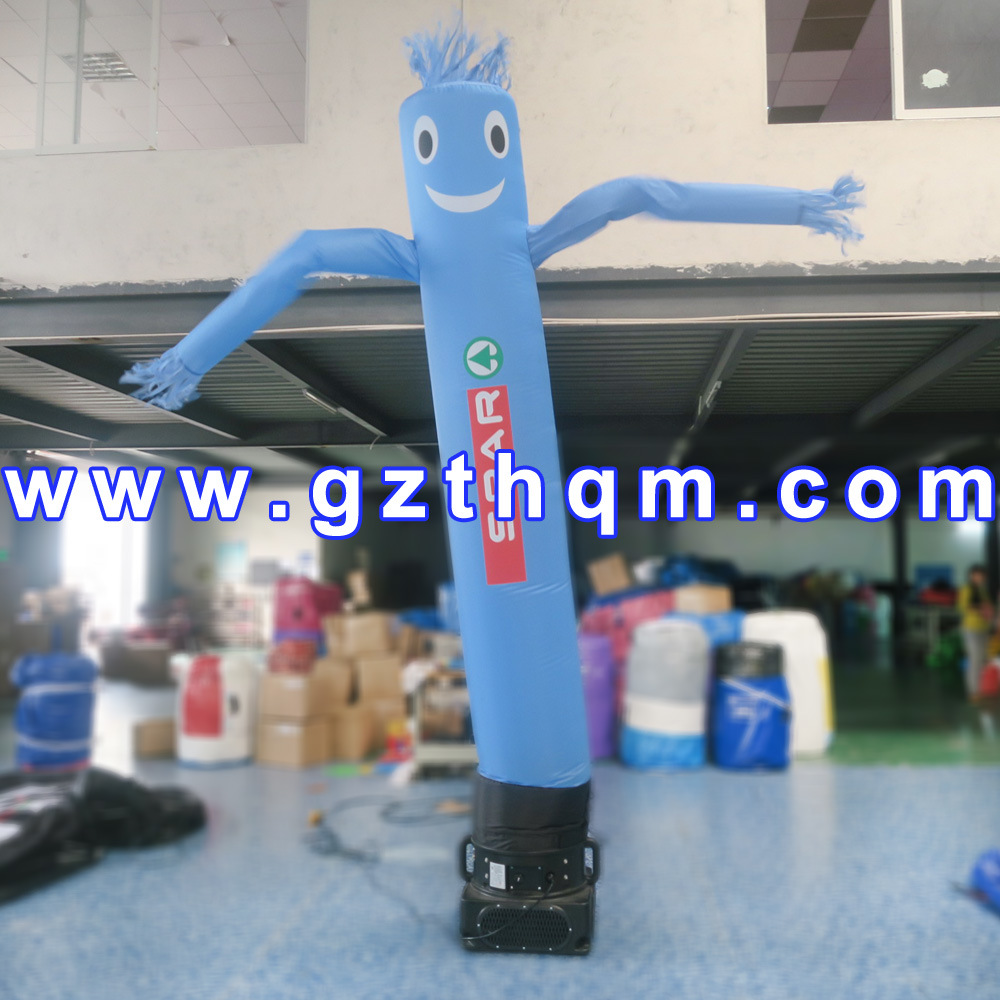 3m High Inflatable Sky Air Dancer for Promotion Activities