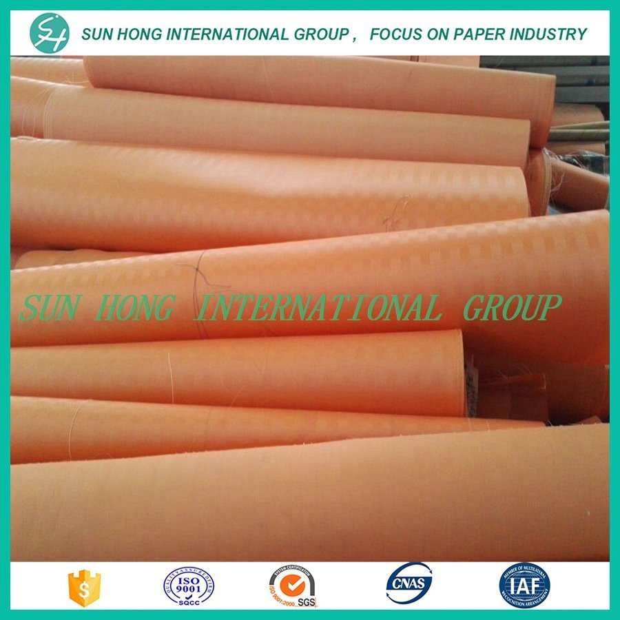 Woven Plain 100% Polyester Desulfurization Fabric